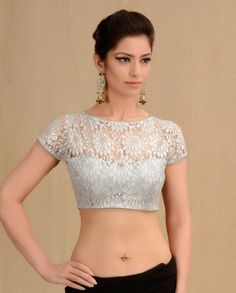 Sari Blouses - Clothing
