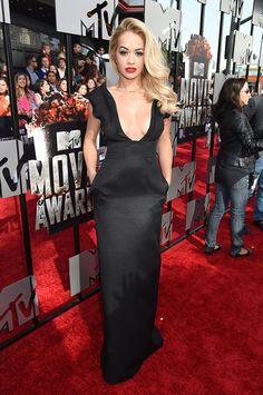 2014 MTV Movie Awards: Rita Ora