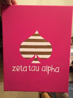 Except obviously with Tri sigma