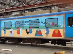 Melbourne Metro's Memorable 'Dumb Ways To Die' Characters Are Back For Christmas