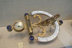 Antique Navigational Tools