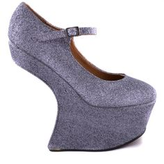 PANTOFI ARGINTII GLITER   135,0 LEI Lei, Wedges, Boots, Fashion, Crotch Boots, Moda, Fashion Styles, Shoe Boot, Fashion Illustrations