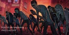 Опасаюсь, что обязательно наступит день, когда технологии превзойдут простое человеческое общение. Тогда мир получит поколение идиотов.