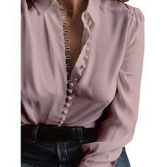 vintage purple eggplant button up down shirt blouse half sleeve plain basic minimal minimalist fitted slim fit pockets plum S 90s SILK TOP
