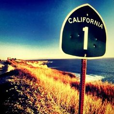 California coast!  Thinking of driving this for next summer's vacation.  So much to see and do!