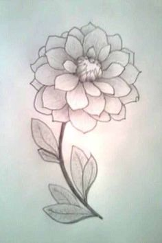 Easy to draw flowers pretty flowers by redsommer for details cute but simple flower drawing mightylinksfo