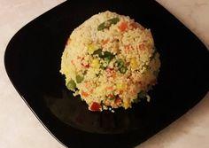 Zöldséges kuszkusz recept foto Vegan, Food, Bulgur, Essen, Meals, Vegans, Yemek, Eten