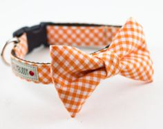 Handmade Dog Bowties Flower Collars & Leashes. by SillyBuddy