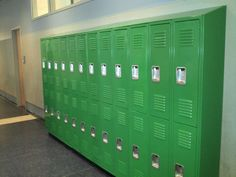 Two Tier Locker installation on West St NYC. Two Tier Lockers offer good storage for Schools, Hotels, Hospitals and Gyms. Steel Locker, Hospitals, Your Space, Storage Solutions, Space Saving, Schools, Lockers, Locker Storage, Hotels