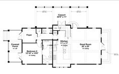 Plan #443-17 - Houseplans.com