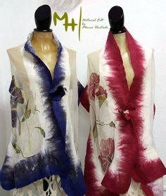 #modasostenible #emprendemodatfe #modacanaria #artesaniacanaria #handmadefelt #nunofelt #fieltroartesanal #wool #lana