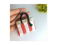 miniature bag – Etsy JA