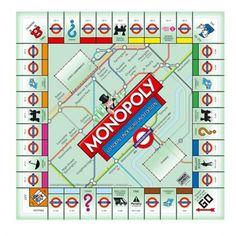 London Underground Monopoly
