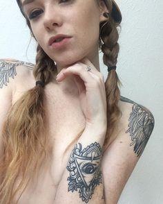 Epaulette tattoo