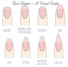 12 Trendy Looking Nail Shapes For This Fall And Winter Nails Nails Powder Nails Acrylic