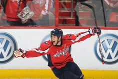 Brooks Laich of the Washington Capitals. My favorite player in the league :)