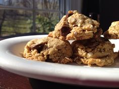 Healthy Chocolate Oatmeal Cookies... also other healthy good recipes for kids