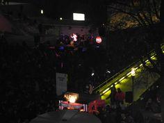 Wintererwachen im MQ Winter, Front Courtyard, Concert, Winter Time, Winter Fashion