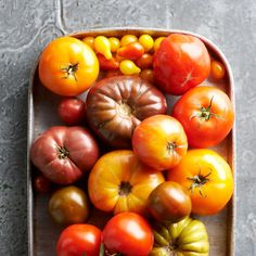 Tomatoes are high in the antioxidant lycopene which increases when cooked