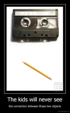 I remember rewinding cassettes with a pencil haha! Nostalgia, My Childhood Memories, 90s Childhood, School Memories, Sweet Memories, I Remember When, Ol Days, Humor, The Good Old Days