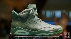 Macklemore exclusive Jordan 6