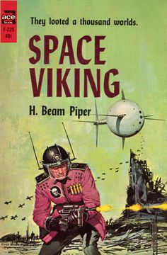 space viking by H. Bean Piper. One of my favourite books when I was a kid, in spite of the title. Had some great quotes on politics