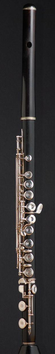 Haynes Wooden Flute | Headjoint on Uebel Wooden Flute