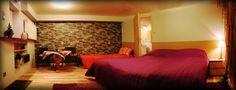 Pokój pomarańczowy własnego wykonania