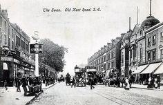 Old Kent Road, London Circa 1905 | Flickr - Photo Sharing!