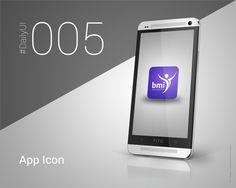 "Daily UI 005 - ""App Icon"""