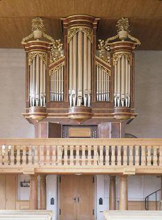 Thierachern, reform. Kirche (HB) – organ index, die freie Orgeldatenbank