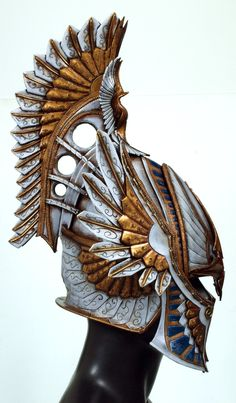High Elf Helmet by ~Valimaa on deviantART
