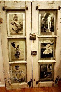 old window frames