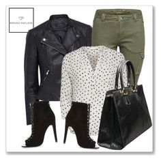"""""""loose"""" by brendamacleod ❤ liked on Polyvore featuring River Island"""