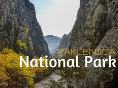 Thinking of a trip to Starigrad Paklenica National Park? Take a look at what you can do there. We've given you all of the must-know details right here.