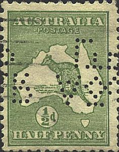 In 1901 six British colonies, New South Wales, Victoria, Queensland, South… South Australia, Western Australia, Fun Mail, Map Globe, Australian Animals, Kangaroos, Commonwealth, Cartography, Stamp Collecting