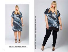 Ss 15, Size 12, Tunic, Shirt Dress, Legs, Shirts, Collection, Black, Dresses