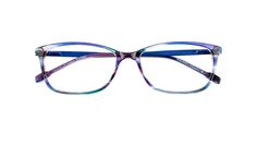 Specsavers glasses - SAPHIRE Love the colour!