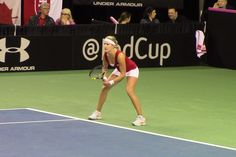 One of the best woman tennis player is from Montreal, Canada : Eugenie Bouchard