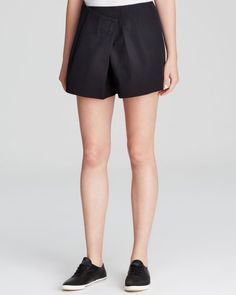 Marc By Marc Jacobs Shorts - Summer Cotton Wrap