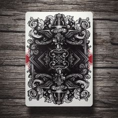 Empire Playing Cards - Fully custom deck - Kickstarter project - Get it now before it's too late!