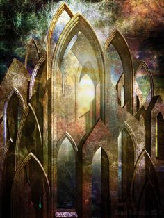 3D-art,  Gothic Composition