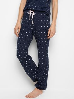 Mjuka och sköna pyjamasbyxor i ekologisk bomull 32d5344b8e359