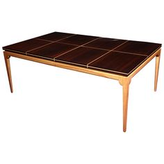 Rare and Early Dining Table by Tommi Parzinger  USA  c. 1954