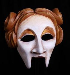These masks are three-quarter masks, helmet masks and full-face character masks. The form was chosen for ease of vocal production and expressive range. Bf Picture, Ancient Greek Theatre, Tumblr Face, Drama Masks, Goofy Face, Mask Images, Theater Masks, Best Face Mask, Masks Art