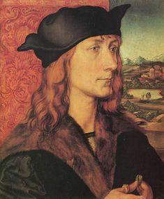 Albrecht Dürer - Hans Tucher1499