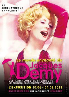L'événement Jacques Demy - La Cinémathèque française