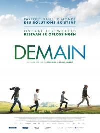 Movie poster of Demain