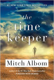 The Time Keeper by Mitch Albom: Book Cover