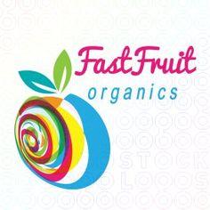 Fast #Fruit #logo